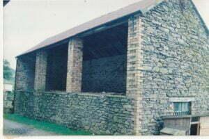 Bank Barn Hayloft, historical
