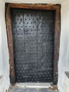 17th Century Door