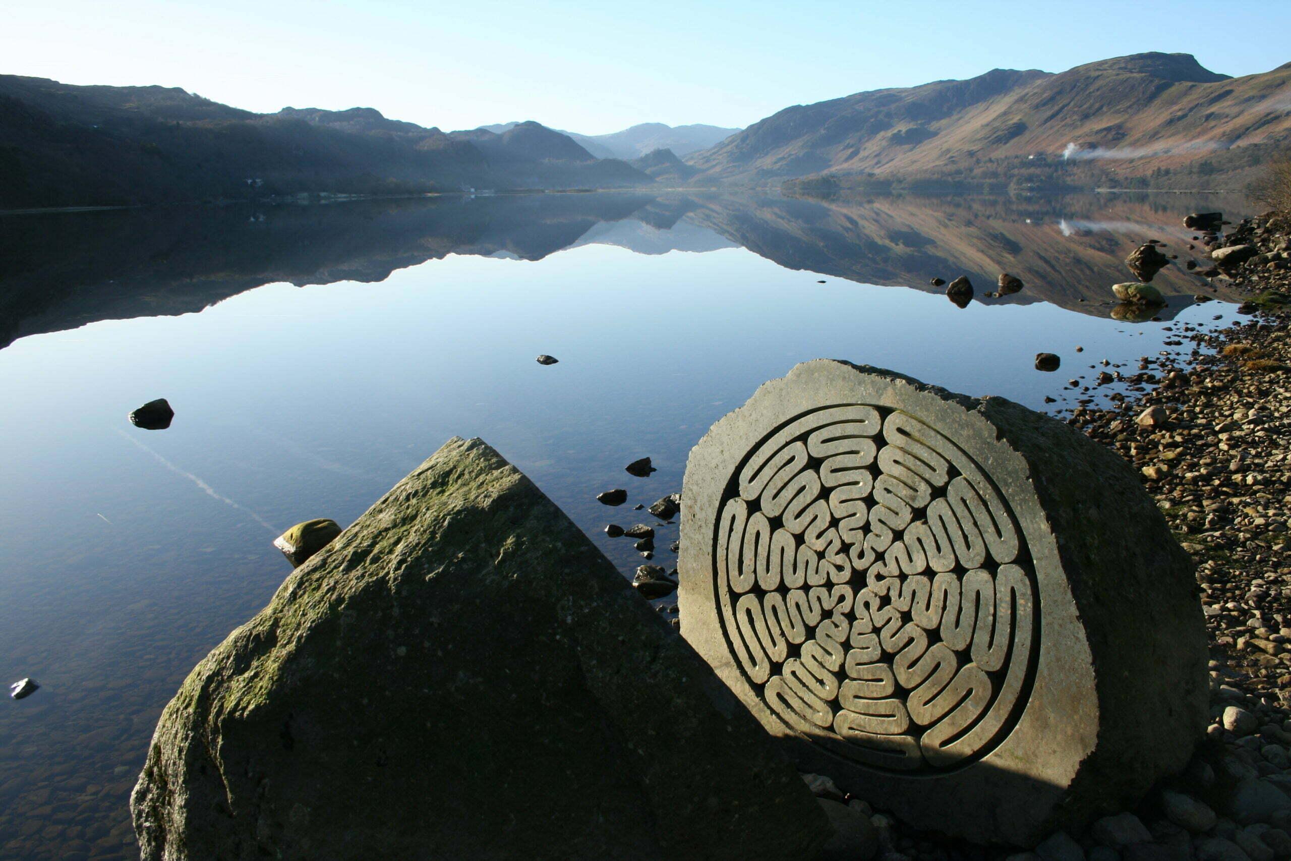 Centenary Stone Derwentwater