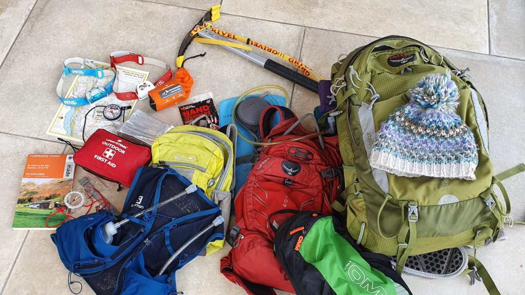 What to take with you on the fells (& tips for staying safe)